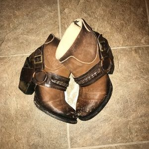 Freebird Ankle Boots